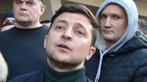 Зеленский выступил против притеснения русского языка на Украине