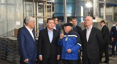 Аскар Мамин прокомментировал переименование столицы Казахстана