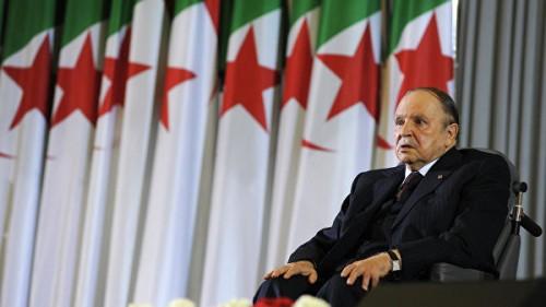 Бутефлика объяснил отставку с поста президента Алжира