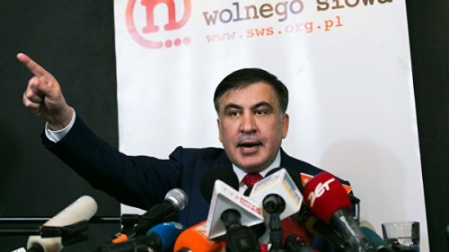 Саакашвили рассказал о планах в случае возвращения на Украину и в Грузию