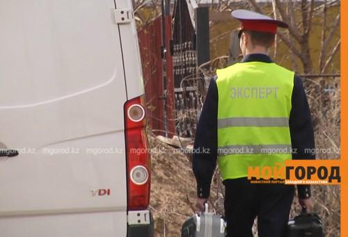 По запаху нашли тело убитого мужчины на автобазе в Уральске