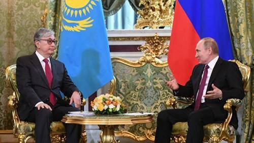 Россия предложила построить АЭС в Казахстане