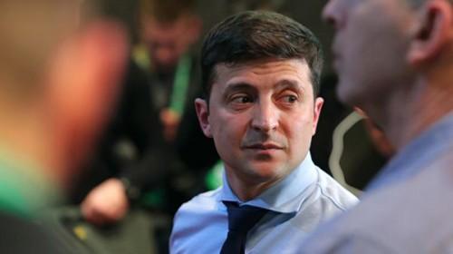 """Зеленский предложил Порошенко провести дебаты на стадионе """"Олимпийский"""""""