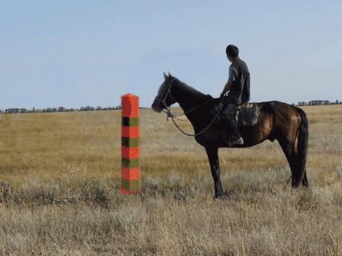 Ходят кони вдоль границы