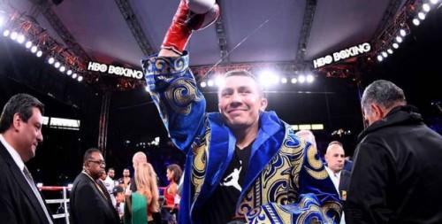 WBC объявил дату и место следующего боя Головкина