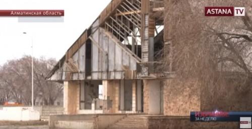 Безработица и старые предприятия: как живет п.Улкен, где планируют строить АЭС?