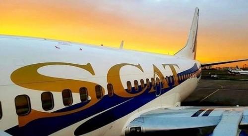 SCAT в июне запускает два новых рейса