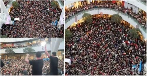 """""""При эвакуации никто бы не выжил"""": дикая давка случилась на концерте в Нур-Султане (видео)"""