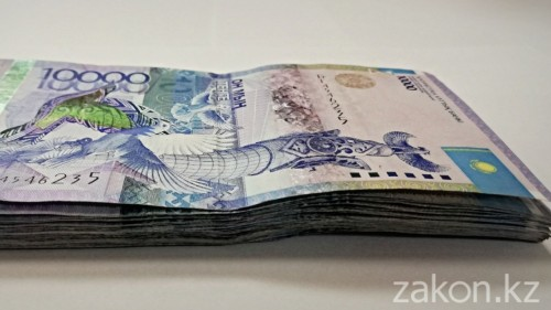 1,7 млрд тенге долгов списали бизнесменам в Казахстане