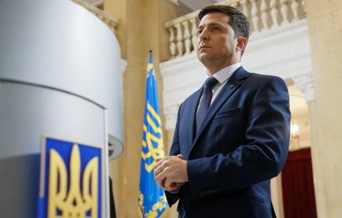 Суд Киева отклонил иск о снятии Зеленского с президентских выборов
