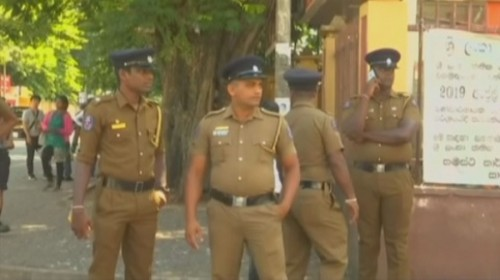 На Шри-Ланке начал действовать режим ЧС из-за терактов