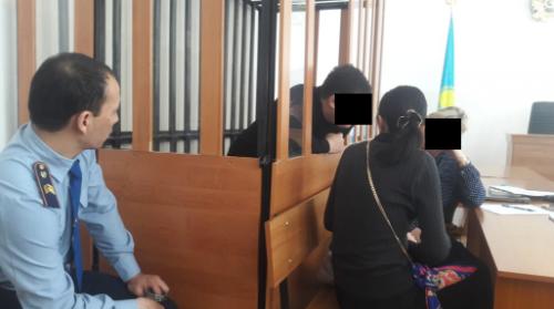 Судью в Актобе обвиняют в мошенничестве