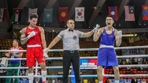 Боксеры Казахстана завоевали два золота на чемпионате Азии