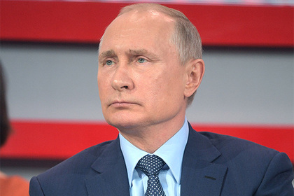 Путин назвал главное российское оружие XXI века