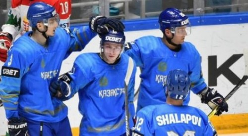 5 побед в 5 матчах: хоккеисты Казахстана вышли в элитный дивизион