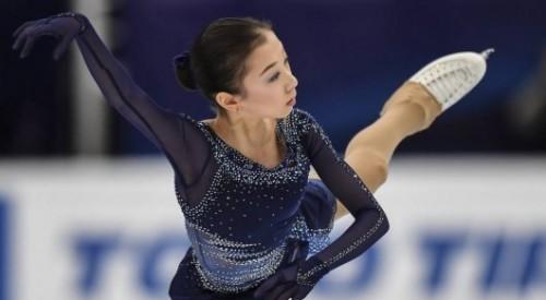 Элизабет Турсынбаева вошла в десятку лучших фигуристок мира