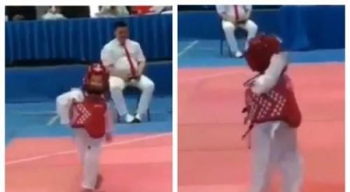 Конор МакГрегор опубликовал видео с казахстанским мальчиком
