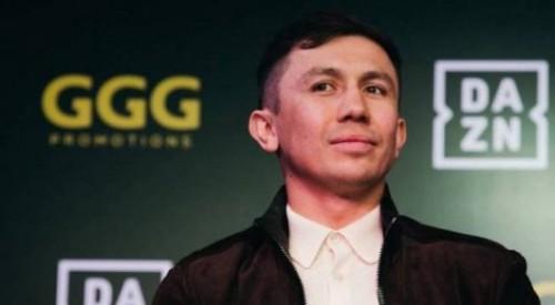 Головкин предложил бой бывшему чемпиону мира