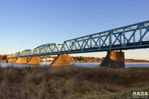 В Жанаозене мужчина украл 12-тонный мост у железнодорожной компании
