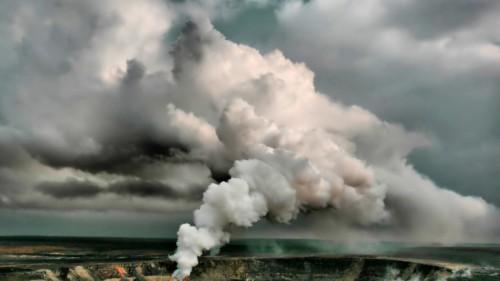 """О состоянии воздуха в Алматы после пожара на полигоне рассказали в """"Казгидромете"""""""