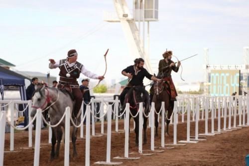 Первый чемпионат мира по стрельбе из лука с коня пройдет в Нур-Султане