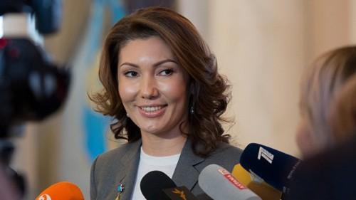О необходимости ускорения реформ в подготовке экологов рассказала Алия Назарбаева