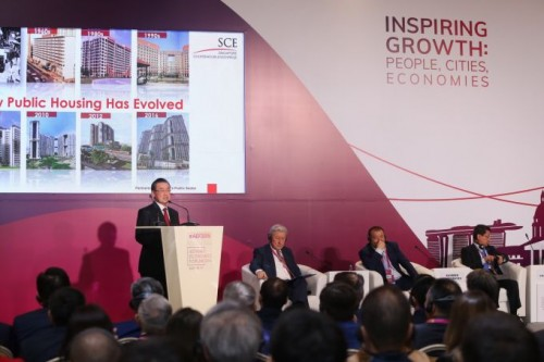 Казахстан будет строить доступное жилье по модели Сингапура