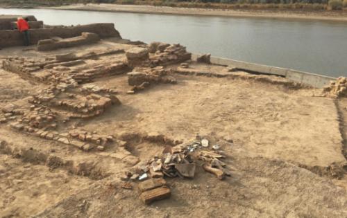 Археологи ищут в Сарайшыке загадочную крепость