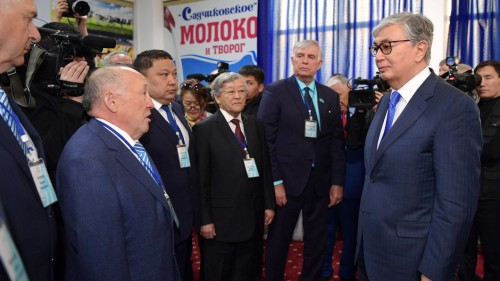 Токаев: Земля иностранцам продаваться не будет
