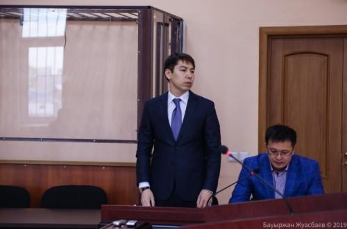 До трех лет ограничения свободы грозит директору департамента МНЭ РК