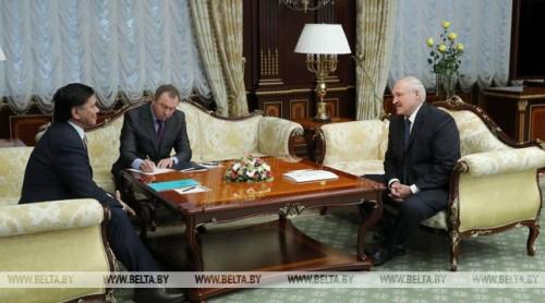 Лукашенко предлагает Казахстану активизировать переговоры по поставкам нефти