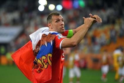 Сборная России по футболу одержала крупнейшую победу в истории