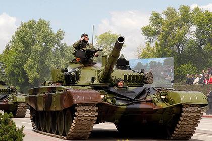 Сербия приготовилась к вторжению в Косово