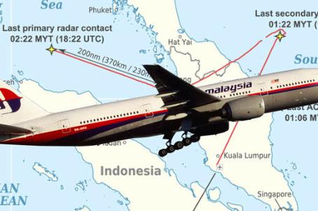 Пилот-убийца рейса МН370 отключил пассажирам кислород перед смертью
