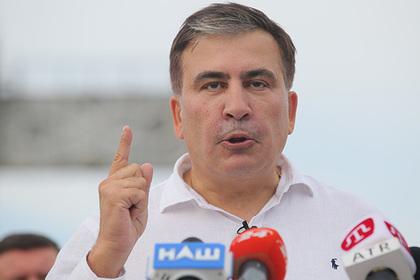 Саакашвили пустили на выборы в Раду