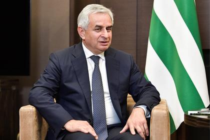 Грузию попросили не впутывать Абхазию в свои проблемы