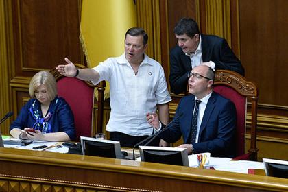 Украинская делегация в ПАСЕ рассорилась с Зеленским из-за России
