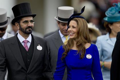 Жена правителя Дубая сбежала с 40 миллионами долларов