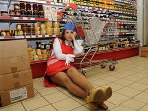 Сама себя ограбила продавец магазина в Актобе