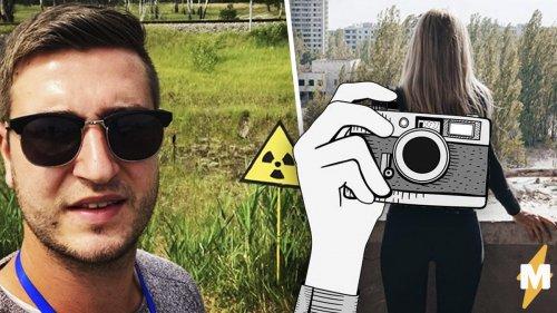В Чернобыле появился новый вид сталкеров, который становится популярным. Они ходят с камерой и собирают лайки