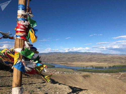 Как связаны Казахстан и сакральная гора в Туве