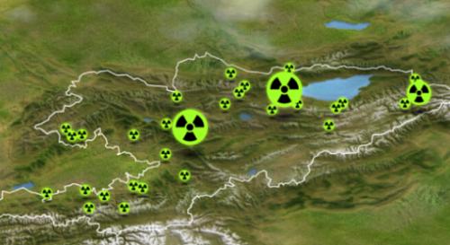 В парламент Кыргызстана внесли законопроект о запрете добычи урана