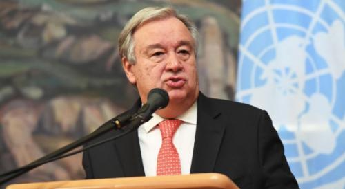 Генсек ООН рассказал, как относится к Токаеву