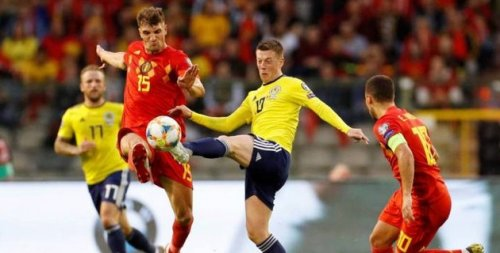 Как сыграли соперники Казахстана по группе отборочного цикла Евро-2020