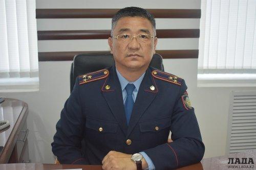 Назначен заместитель начальника департамента полиции Мангистауской области