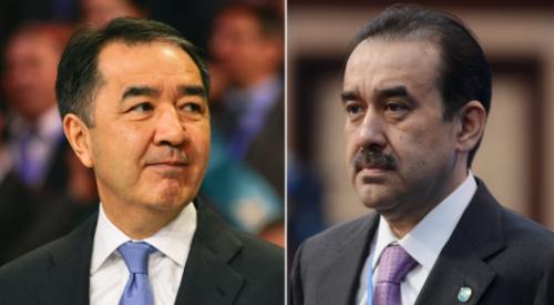 Сагинтаев и Масимов сохранили свои должности