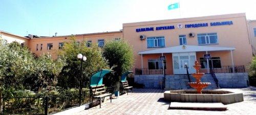 Браслетный формат медуслуг внедряется в горбольнице Кызылорды