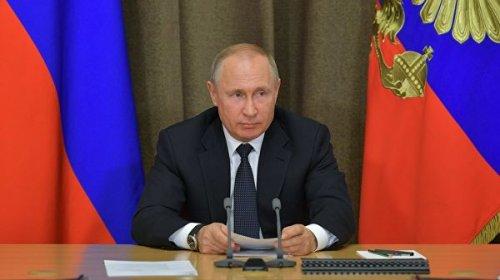 Путин заявил, что Россия восстановит отношения с Украиной