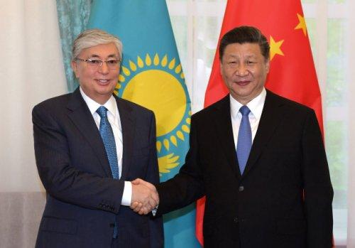 Токаев: Сотрудничество с Китаем носит стратегический характер