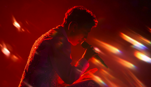 Первый сольный альбом Димаша Кудайбергена стал платиновым за 37 секунд